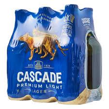 Cascade Premium Light Cascade Premium Light Beer