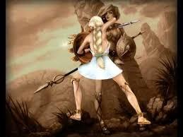 amazon warrior anime. Contemporary Amazon Juggernaut Ariana Amazon Warrior  Animation Intended Anime YouTube