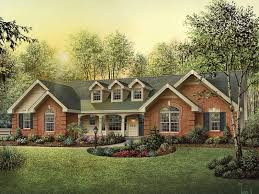 House Plan  Traditional Exterior Ranch And ExteriorFrench Country Ranch Style House Plans