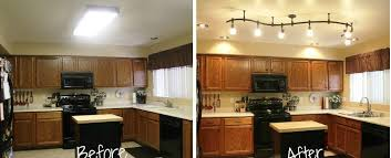 Pleasant Kitchen Track Lighting Led Design Ideas And Dining Table Plans Free  DDGrafx