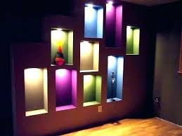 wall niche lighting. Wonderful Wall Recessed Wall Niche Decor Lighting  Decorating Ideas On Wall Niche Lighting I