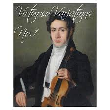 Easy violin songs for beginners. Virtuoso Variations No 1 Easy Violin Sheet Music Download Only Ams Music Shop