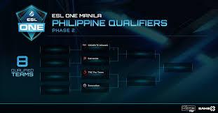 ph qualifier esl one manila