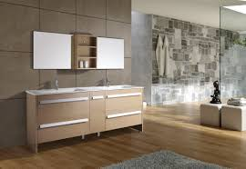 double basin bathroom furniture d