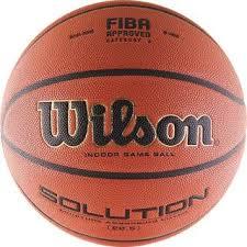 Спорт Бюро. <b>Мяч баскетбольный WILSON</b> Solution р.6