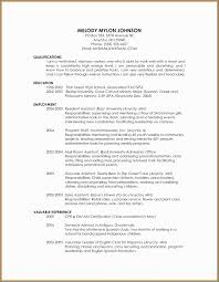 Free Ministry Resume Templates Inspirational 14 Elegant Pastor
