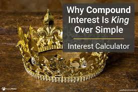 Interest Calculator Simple Vs Compound Interest Calculator