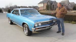 1967 Chevrolet Chevelle SS Classic Muscle Car for Sale in MI ...