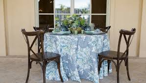 tablecloth sizes for event tables