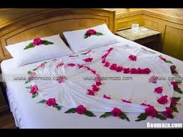 bed sheet designing bridal bed sheet design ideas 2018 youtube