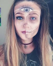 hannah kammerzell on insram dead gypsy vibes special effects makeup makeup