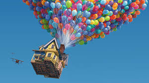 Up House Balloons House With Balloons Up Hd Wallpaper 717795