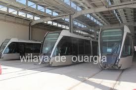 """Résultat de recherche d'images pour """"tramway de Ouargla"""""""