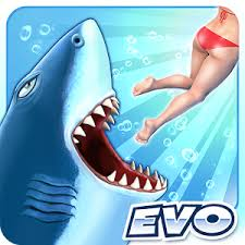 hungry shark evolution android apps on google play cover art