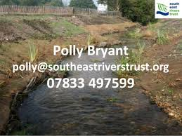 CaBALondon 11 Polly Bryant, South East Rivers Trust
