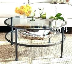 round coffee table decorations small great glass top best ideas cocktail with storage