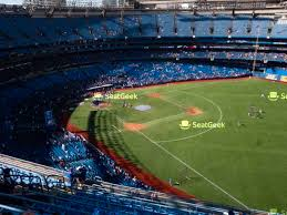 Rogers Skydome Seating Chart Rogers Centre Seating Chart Seatgeek