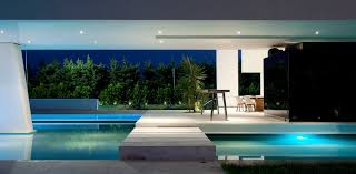 ultra modern architecture. Terrace Of An Impressive Ultra Modern House In Athens Architecture O