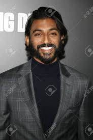 Avi Nash At The Premiere Of AMC's 'The Walking Dead' Season 9.. Stock  Photo, Picture And Royalty Free Image. Image 108924738.