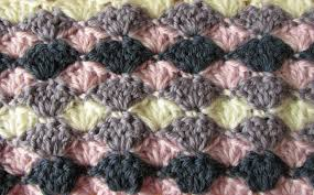Shell Afghan Crochet Pattern Simple Decorating Design