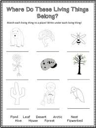Venn Diagram Living And Nonliving Things Living And Nonliving Things Free One Activity From Full Pack
