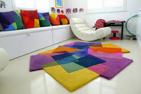 stylish kids playroom rug