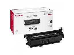 Купить <b>картридж</b> для принтера <b>Canon 723</b> ВК Н, чёрный по цене ...