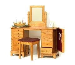 dark wood vanity bedroom vanities makeup made from reclaimed wooden pallets set