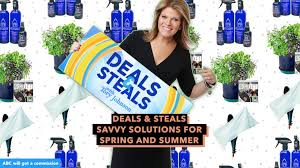 gma deals and steals on savvy solutions for spring and summer