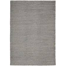 network rugs herring bone chevron rug black