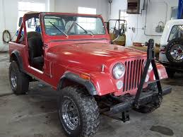 rudy s classic jeeps llc customer builds in process starting point rot rudy s cj7 jeep