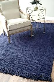 jute hand woven chunky loop navy blue area rug incredible rugs and decor natural
