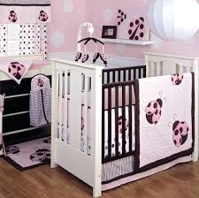 infant girl bedding sets view in gallery baby crib bedding sets canada