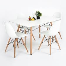 high quality dining furniture. aingoo unique fashion design and high quality dining table 120*80*72cm white furniture