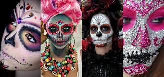 The 15 Best <b>Sugar Skull</b> Makeup Looks for <b>Halloween</b> « <b>Halloween</b> ...