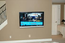 tv wall mount anchors hanging on drywall phenomenal 2 ways to hang wall mount into stud tv wall mount