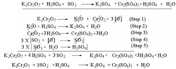 balanced form the balanced form of the equation given below is what acidic