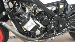 yamaha fz 750 2mg rocketgarage cafe racer magazine bike runs a full wiring loom alternator etc so should not been to much of a problem to fit them if wanted more or less mount them and plug in