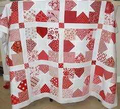 443 best Quilts...Red and White images on Pinterest | Basket ... & Quilting Daze - scrap quilt for charm squares - Moda Bake Shop pattern. Adamdwight.com