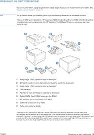 HP LaserJet 4200 4300 User Guide Laser Jet And Series Printer Bpl12565