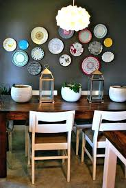 ideas for kitchen wall art large decor with french plate