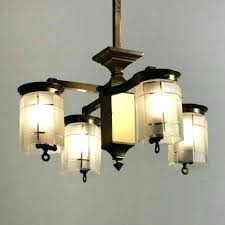 prairie style lighting mission chandelier the in craftsman plans fashionable