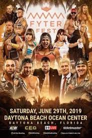 Ocean Center Seating Chart Aew Fyter Fest Wikipedia