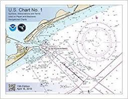 U S Chart No 1 13th Edition Symbols Abbreviations And