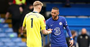 Maybe you would like to learn more about one of these? Chelsea Star Could Leave In Shock Transfer After Just One Season
