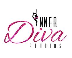 Design Diva Elegant Playful Dance Studio Logo Design For Inner Diva Or