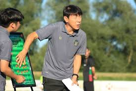 It's a very interesting football match at international friendly. Indonesia Vs Afghanistan Skuad Garuda Matangkan Taktik Bersama Shin Tae Yong