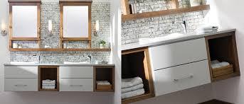 floating vanities linen cabinets