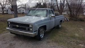 1985 Chevy Truck - YouTube