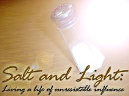 Being The Light Time With Louisahazel Being The Salt And Light In Our World